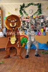 Детский день рождения в Запорожье