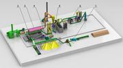 Оборудование для производства топливных гранул и топливных брикет