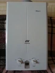 Продам новый водонагреватель проточный газовый бытовой