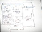 Продам 2-х комнатную квартиру г. Слуцк,  ул. Солигорская