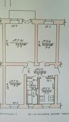 Продажа 3-х комнатной квартиры,  г. Слуцк,  пер. Рабочий 5-й,  дом 2.