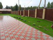 Укладка тротуарной плитки недорого Слуцк и район