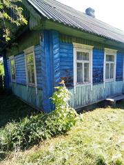 Продам ДОМ в деревне Волошево Слуцкого района 3000 рублей ТОРГ