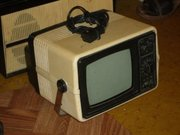 Телевизор Шилялис,  черно-белый