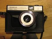 Фотоаппарат Смена,  Зенит,  б/у,  в хорошем состоянии